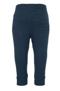 Koko Noko broek met textuur blauw/donkerblauw/wit, Blauw/donkerblauw/wit