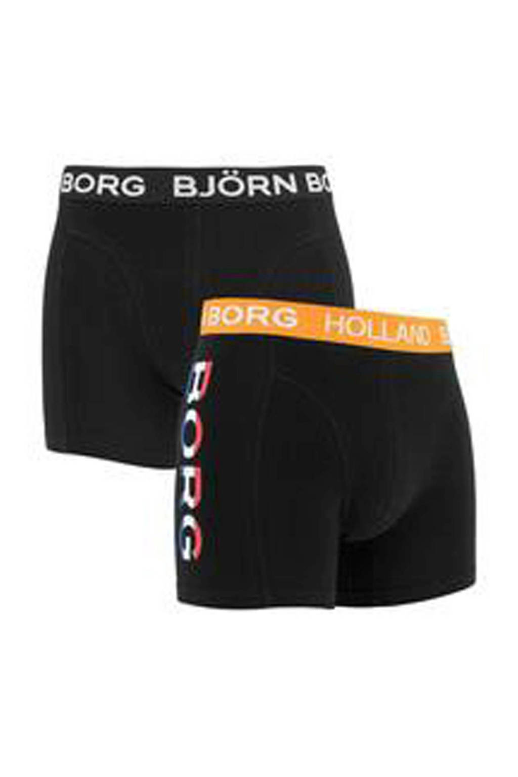 Björn Borg boxershort (set van 2), Zwart