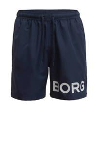 Björn Borg zwemshort Sheldon donkerblauw, Donkerblauw