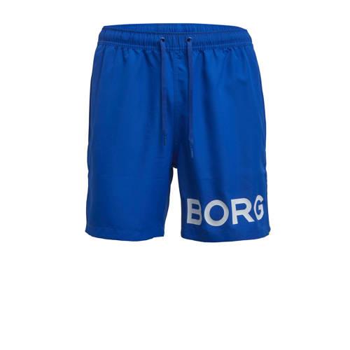 Bj??rn Borg zwemshort Sheldon blauw
