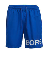 Björn Borg zwemshort Sheldon blauw, Blauw