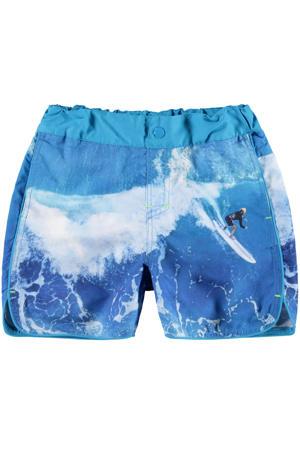 zwemshort Zakirs blauw