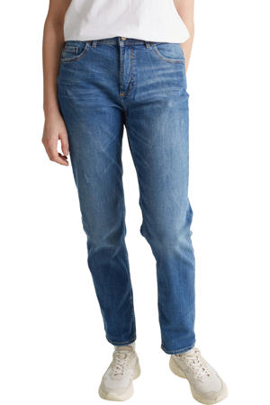 boyfriend jeans HR Relaxed straight fit blauw