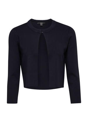 vest ecovero bolero blauw