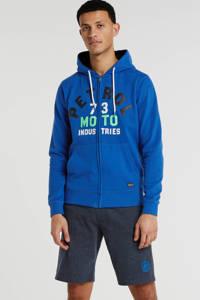Petrol Industries vest met logo blauw, Blauw