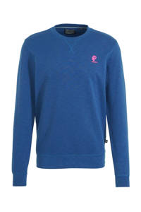 Petrol Industries sweater blauw, Blauw