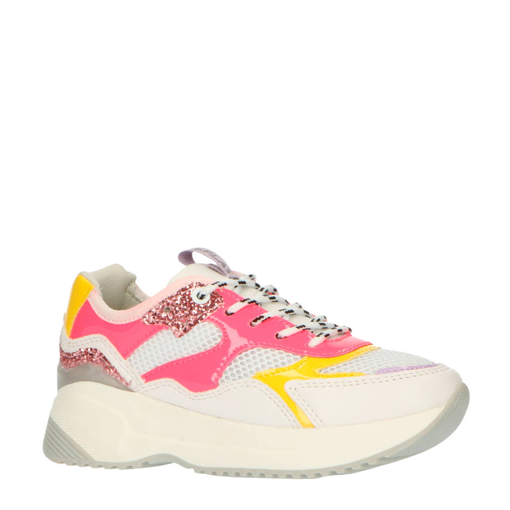 REPLAY Dubai  chunky sneakers wit/multi, Wit/multi