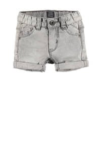 Babyface regular fit short grijs denim, Grijs denim