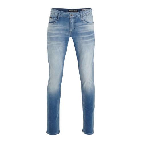 Antony Morato tapered fit jeans 7010-blue denim
