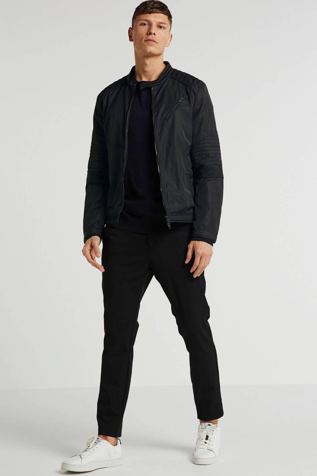 Antony Morato zomerjas zwart, Zwart