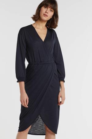 jurk Adelena donkerblauw