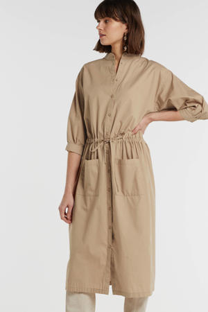 blousejurk Taylor camel