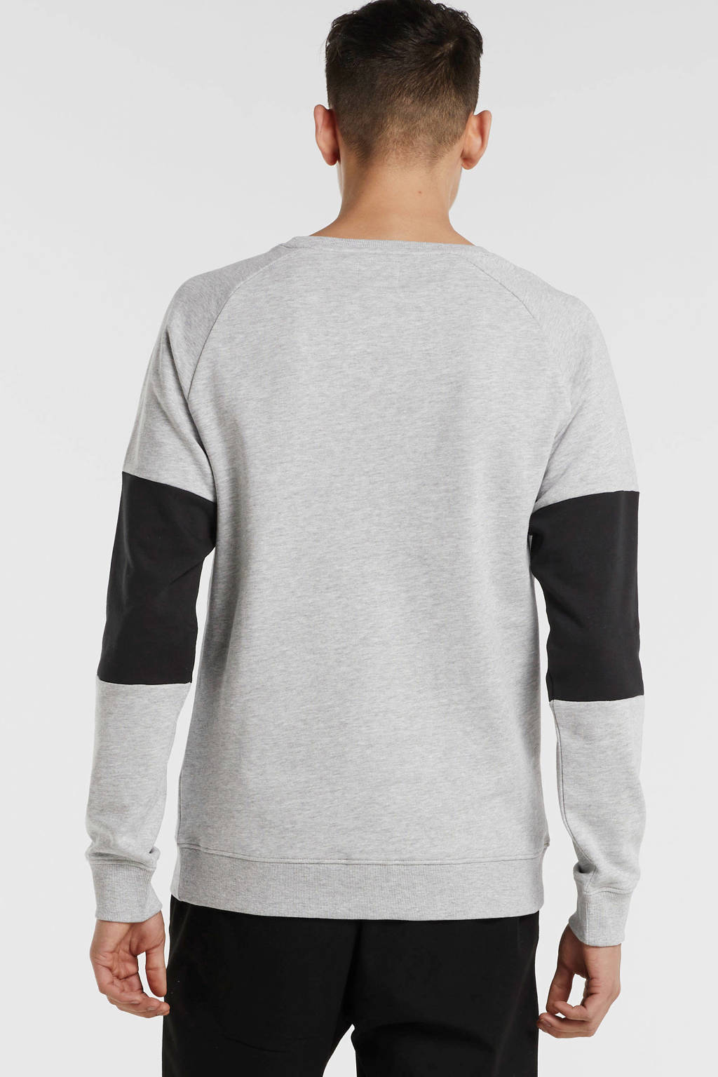 Redefined Rebel sweater grijs, Grijs