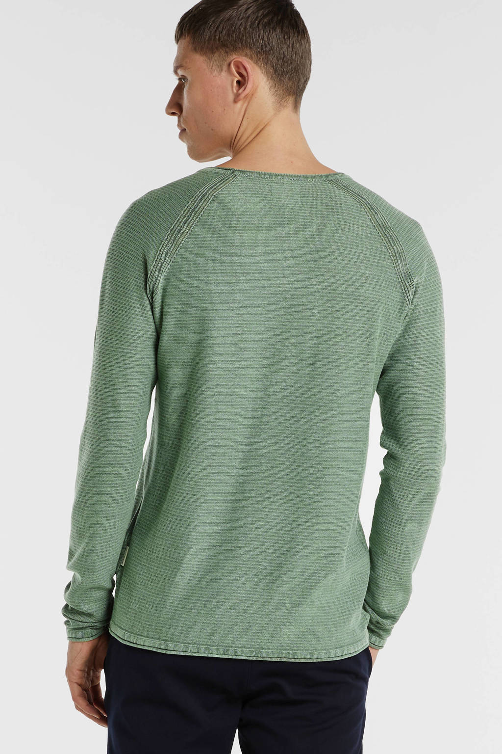 Redefined Rebel sweater groen, Groen