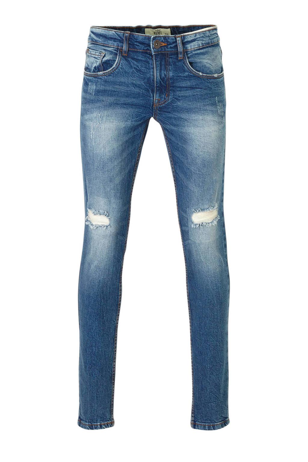 Redefined Rebel regular fit jeans Stockholm perfect indigo, Perfect indigo