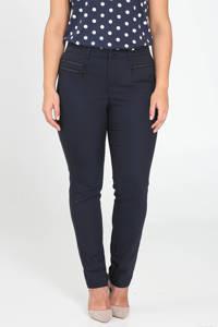 Paprika straight fit broek donkerblauw, Donkerblauw