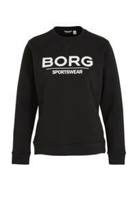 Björn Borg sportsweater zwart, Zwart