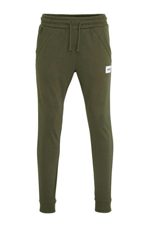 joggingbroek kaki