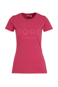 Björn Borg sport T-shirt roze, Roze