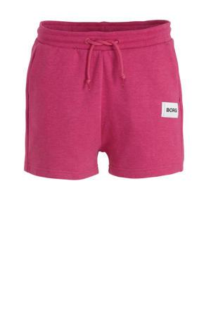 sweatshort roze