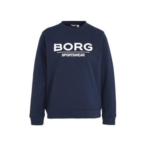 Bj??rn Borg sportsweater donkerblauw
