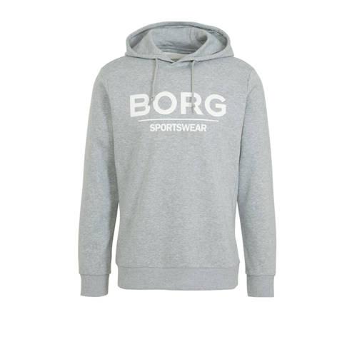 Bj??rn Borg sportsweater grijs melange