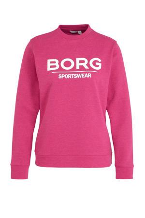 sportsweater roze