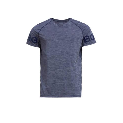Bj??rn Borg sport T-shirt antraciet