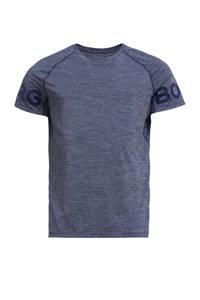 Björn Borg   sport T-shirt antraciet, Antraciet
