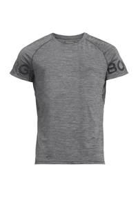 Björn Borg   sport T-shirt grijs, Grijs