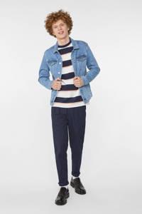 WE Fashion Blue Ridge spijkerjas light denim, Light denim