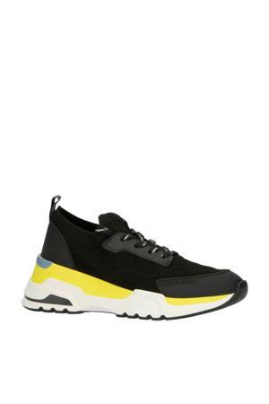 Hensley  sneakers zwart