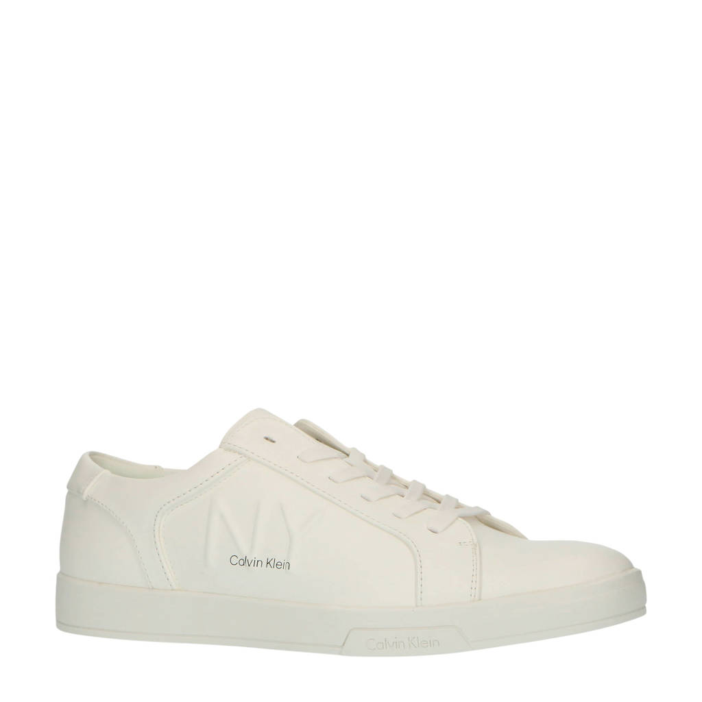 CALVIN KLEIN Boone  sneakers wit, Wit