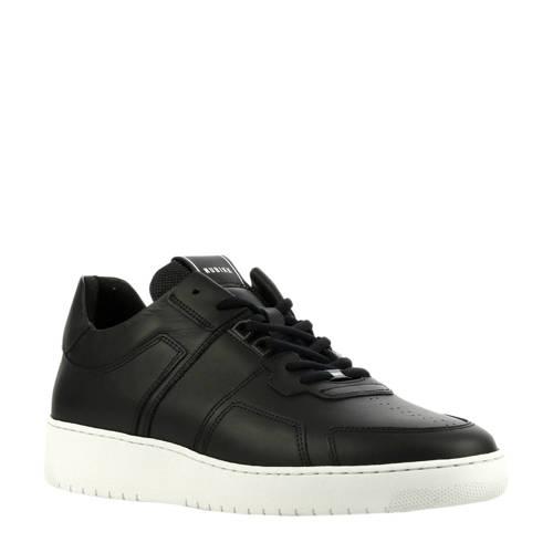 Nubikk Yucca Cane leren sneakers zwart