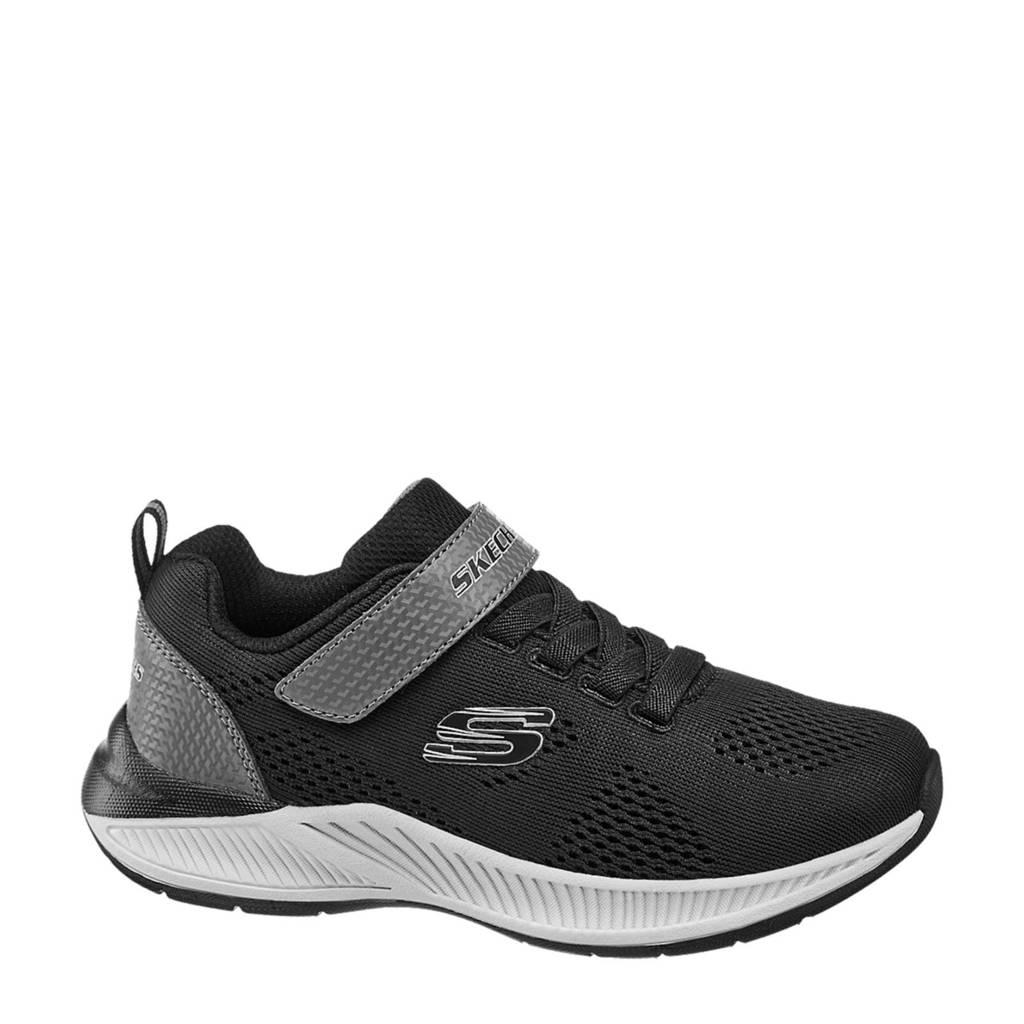 Skechers   sneakers zwart/grijs, Zwart/grijs