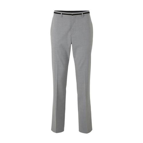 C&A Angelo Litrico slim fit pantalon lichtgrij
