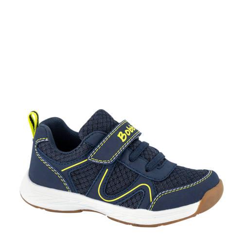 Bobbi-Shoes sneakers blauw/geel