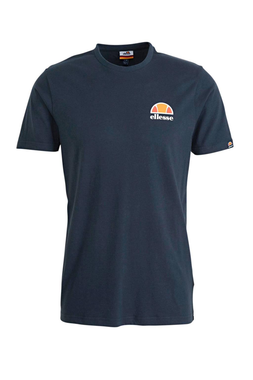 Ellesse T-shirt donkerblauw, Donkerblauw