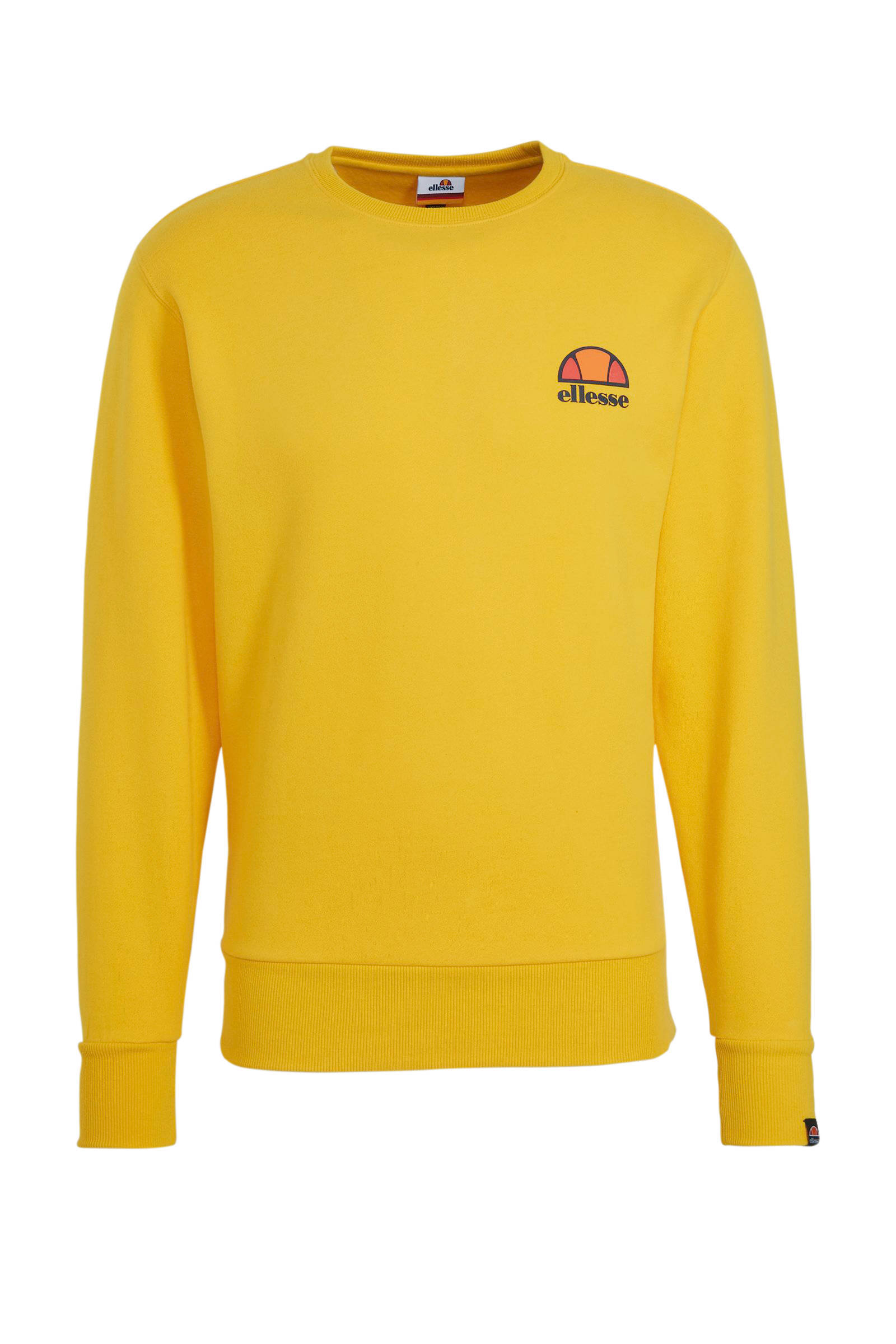 ellesse sweater dames yellow