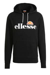 Ellesse hoodie zwart, Zwart