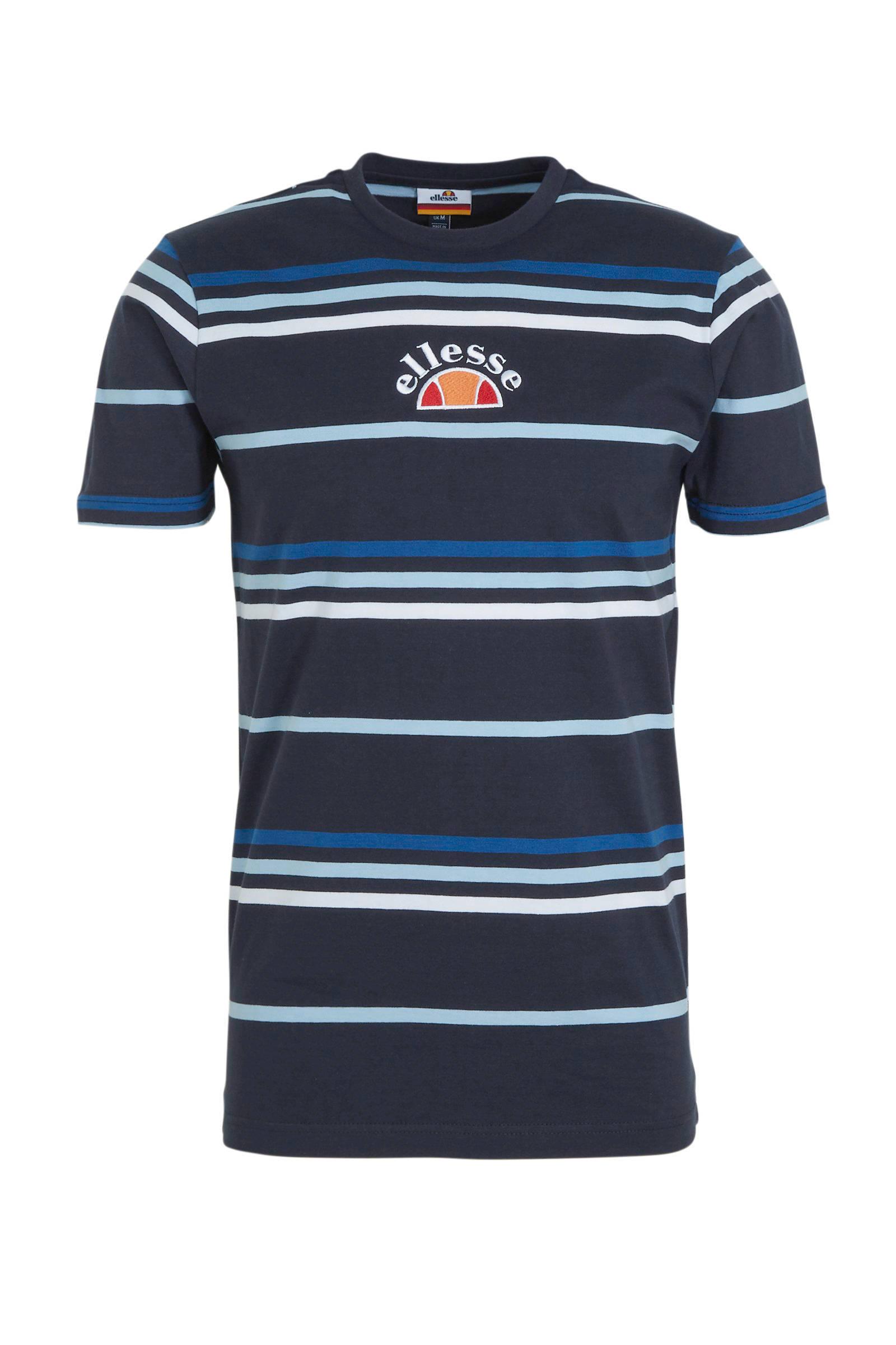 T shirt donkerblauw