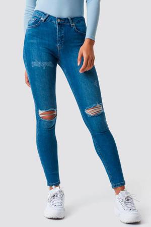 slim fit jeans mid blue
