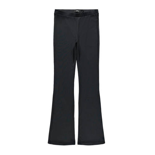 LMTD flared broek Dina zwart