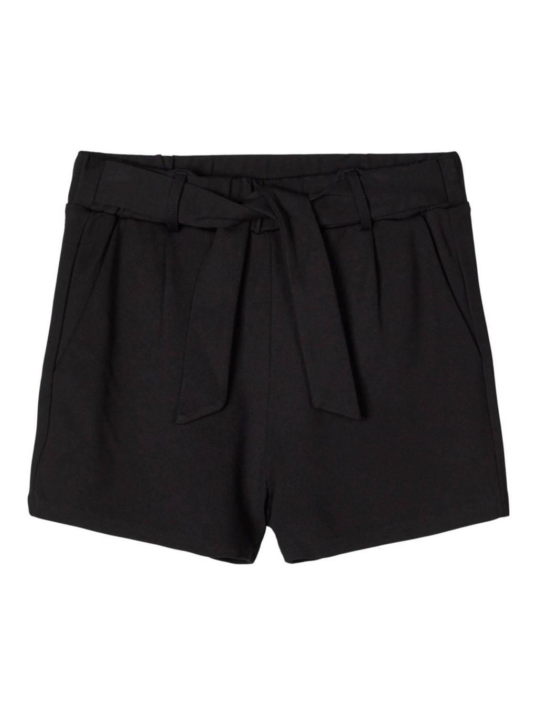 LMTD loose fit sweatshort Josseday zwart, Zwart
