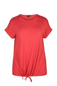 ACTIVE By Zizzi sport T-shirt roze, Roze