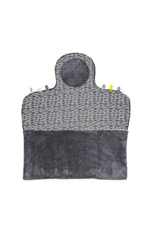verschoonmatje Easy Changing 50x70 cm frost grey