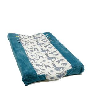 aankleedkussenhoes storm blue 45x70 cm