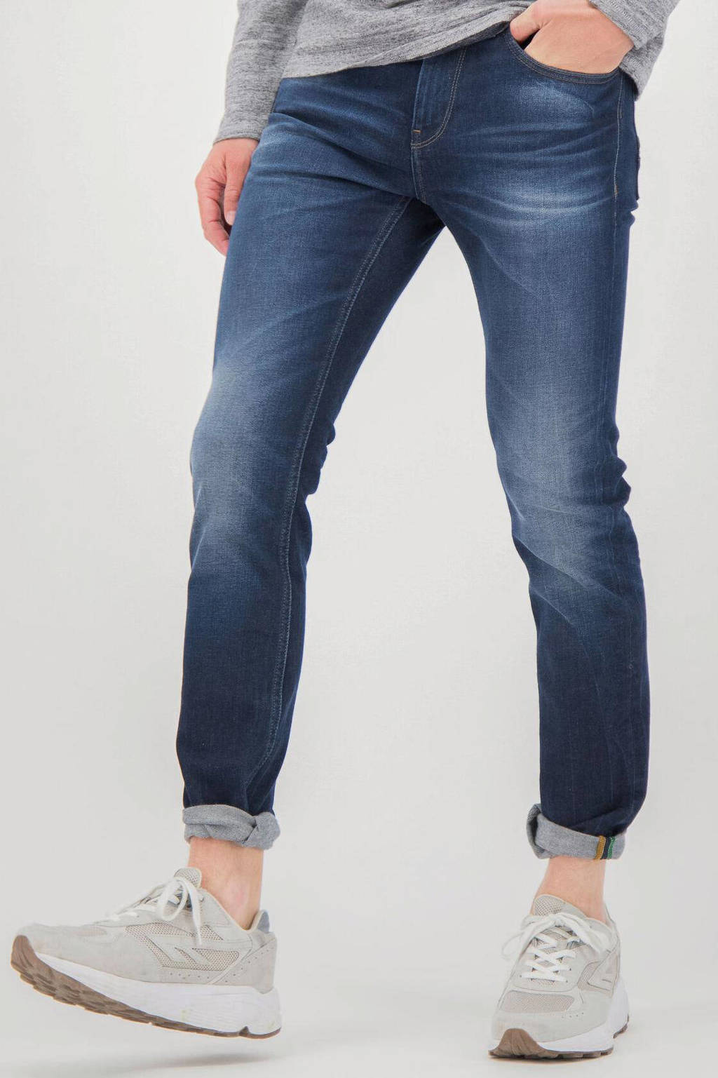 Garcia skinny jeans Fermo 650 dark night, Dark Night