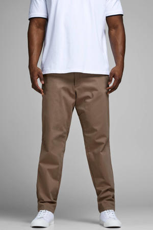loose fit chino beige