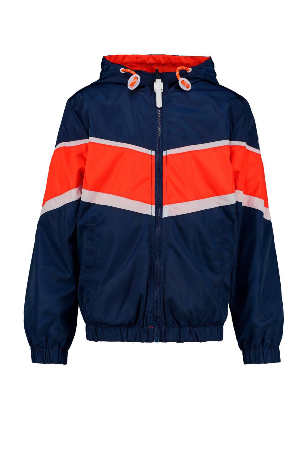 CKS KIDS zomerjas Borit donkerblauw/rood, Donkerblauw/rood